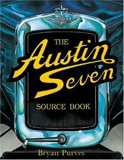 The Austin Seven source book by Bryan Purves