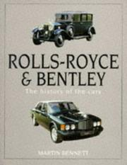 Rolls-Royce and Bentley by Martin Bennett