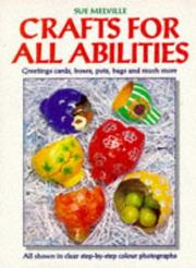 Cover of: Crafts for all Abilities | Sue Melville