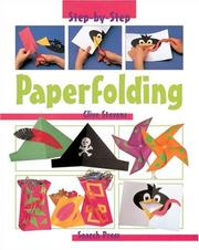 Cover of: Paperfolding