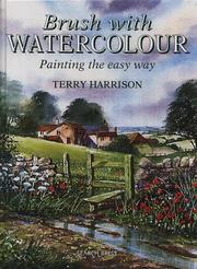 Cover of: Brush With Watercolour | Terry Harrison