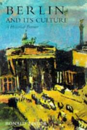 Cover of: Berlin and its culture