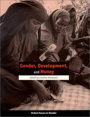 Cover of: Gender, Development, and Money (Oxfam Focus on Gender Series)