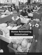 Cover of: Women reinventing globalisation |