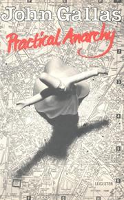 Cover of: Practical anarchy