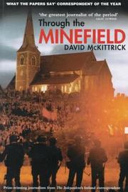 Cover of: Through the minefield