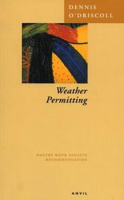 Cover of: Weather permitting