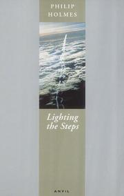 Cover of: Lighting the Steps | Philip Holmes