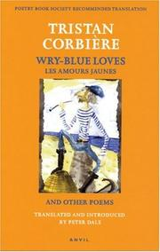 Cover of: Wry-Blue Loves