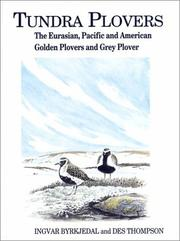 Cover of: Tundra plovers | Ingvar Byrkjedal