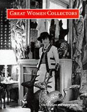Cover of: Great women collectors