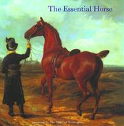 Cover of: The Essential Horse |