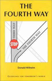 Cover of: The fourth way