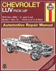 chevrolet luv truck open library rh openlibrary org Chevrolet Chevy Luv 1972 Chevrolet Luv