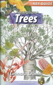 Cover of: Australian Trees (Key Guides)