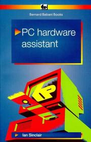 Cover of: PC Hardware Assistant