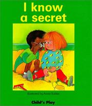 Cover of: I know a secret