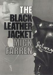 Cover of: The black leather jacket