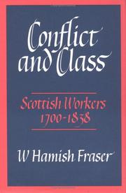 Cover of: Conflict and class | W. Hamish Fraser