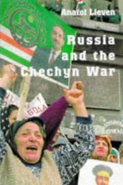 Cover of: Chechnya