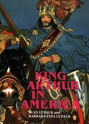 Cover of: King Arthur in America (Athurian Studies) | Alan Lupack