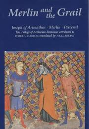 Cover of: Merlin and the Grail: Joseph of Arimathea, Merlin, Perceval