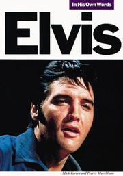 Cover of: Elvis in his own words