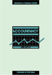 Cover of: Accountancy