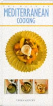 Cover of: The Book of Mediterranean Cooking