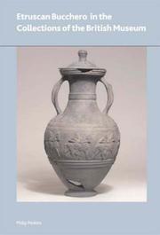 Cover of: Etruscan Bucchero in the Collection of the British Museum (British Museum Research Publication)