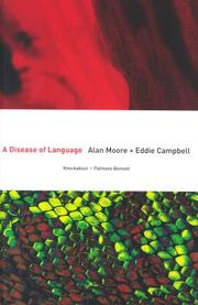 Cover of: Disease of Language