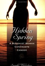 Cover of: Hidden spring