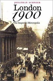 Cover of: London 1900