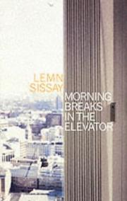 Cover of: Morning breaks in the elevator