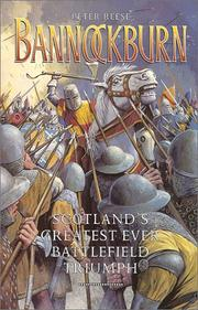 Cover of: Bannockburn