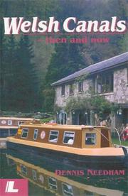 Cover of: Welsh canals
