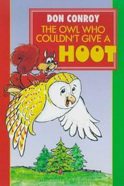 Cover of: The Owl Who Couldn't Give a Hoot