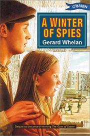 Cover of: A Winter of Spies | Gerard Whelan