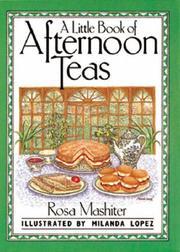 Cover of: A Little Book of Afternoon Teas