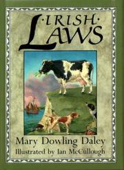 Cover of: Irish Laws