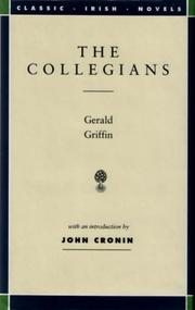 The collegians by Griffin, Gerald