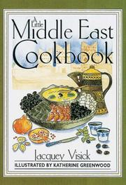 Cover of: A little Middle East cookbook | Jacquey Visick