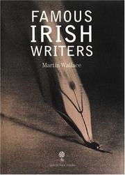 Cover of: Famous Irish writers