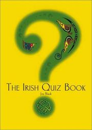 Cover of: The Irish Quiz Book