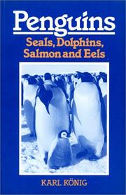 Cover of: Penguins, seals, dolphins, salmon, and eels
