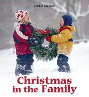 Cover of: Christmas in the Family | Isabel Marion