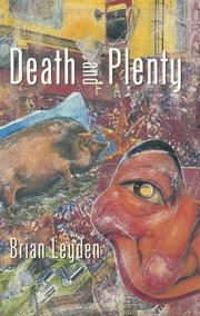 Cover of: Death and plenty