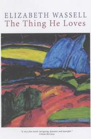 Cover of: The thing he loves