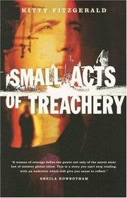 Cover of: Small acts of treachery