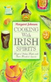 Cover of: Cooking with Irish spirits